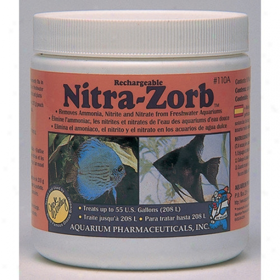 Mars Fiehcare North America Nitrw-zorb Pouch Aquarium Filter