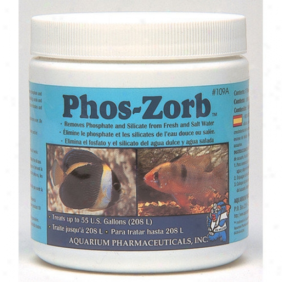 Mars Fishcare North America Phos-zorb Pouch Water Conditioner - 5.25 Oz