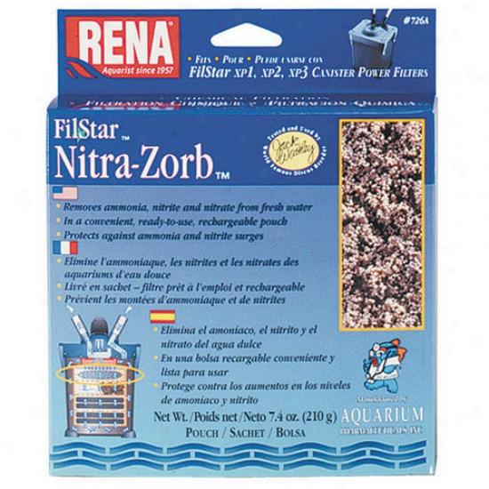 Mars Fishcare North America Rena Filstar Nitra-zorb Filter