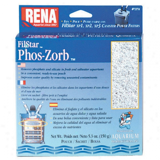 Mars Fishcare North America Rena Filstar Phos-zorb Filter