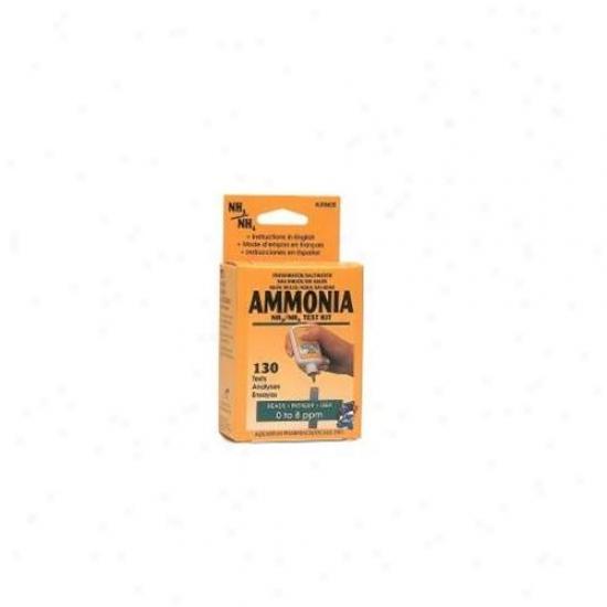 Mars Fishcare Water Test Ammonia Frsh Sltwtr - Lr8600