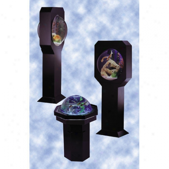 Midwest Tropical Fountain Aquavision 30 Gallon Aquarium