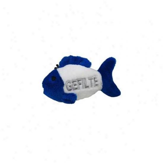 Multipet 7-84369-17721-3 Gefilte Fish Withtalker -oye Vey