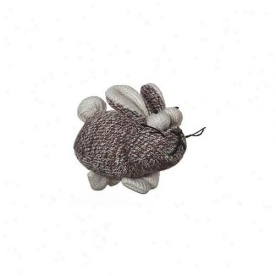 Multipet 7-84369-20423-0 Sock Pals For Cats Ravbit