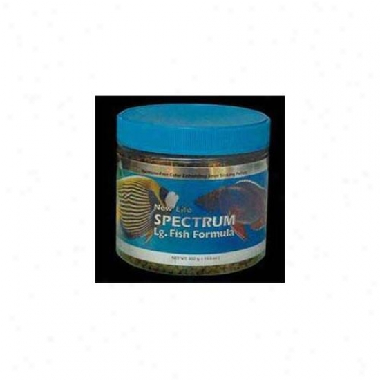 New Life International Anl43300 Spectrum Large Fish Formula Sinking 300 Gram