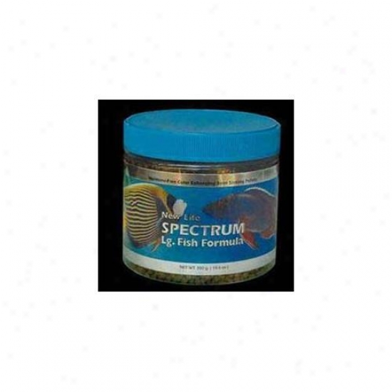 New Life International Anl43600 Spectrum Large Fish Formula Sinking 600 Gram