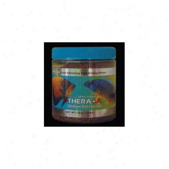 New Life International Anl58300 Spectrum Medium Fish Formula Sinking 300 Gram