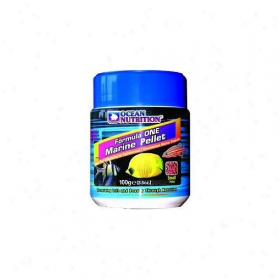 Sea Nutritiom -S alt Creek - Aon09232 Soft And Damp Form 1 Marine  Inchmedium Pellet Inch 200 Gram