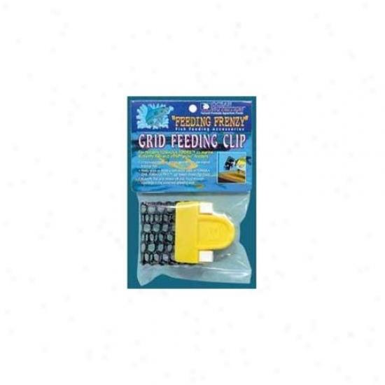 Ocean Nutrition - Salt Rivulet - Aon25105 Grid Feeding Clip 1 Pack