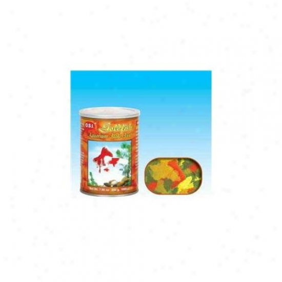 Ocean Star International Aosi0072 Goldfish Flakes 7. 06oz