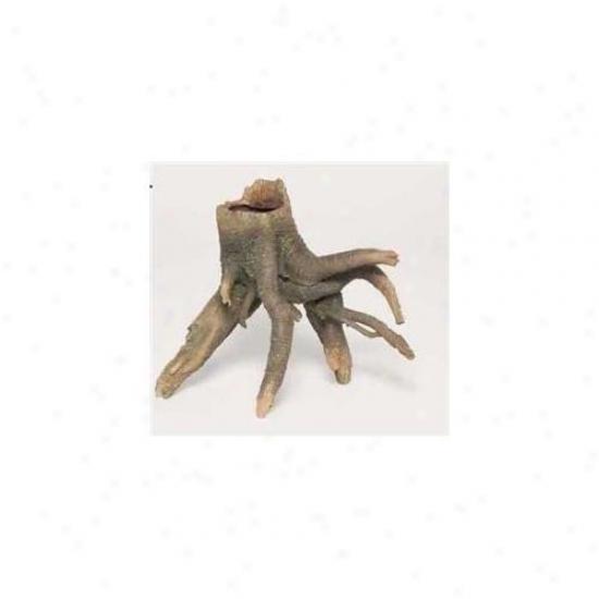 Ocean Star Internqtional Aosi90204 Medium Smooth Bark Tree Stump