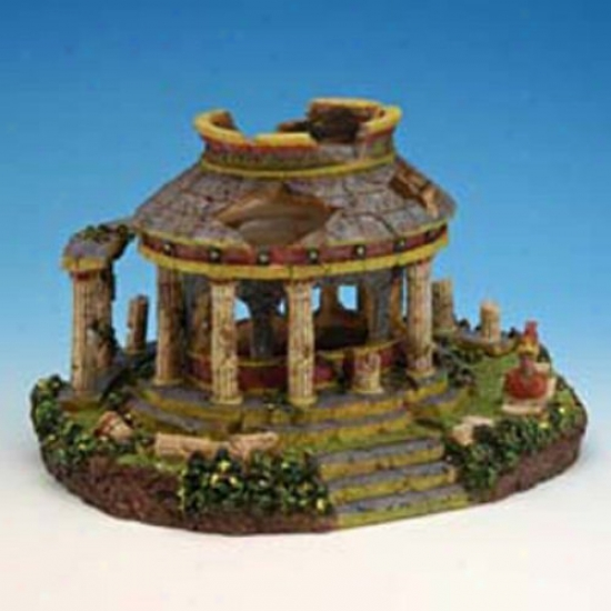 Penn Plax Lost City Of Atlantis Resin Replicas - Small