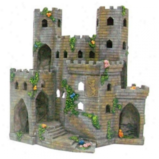 Penn Plax Medieval Castle Of England - Large