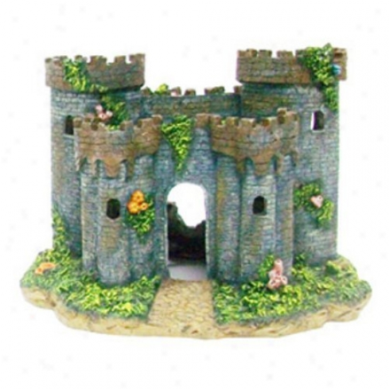 Penn Plax Medieval Castle Of France - Medium