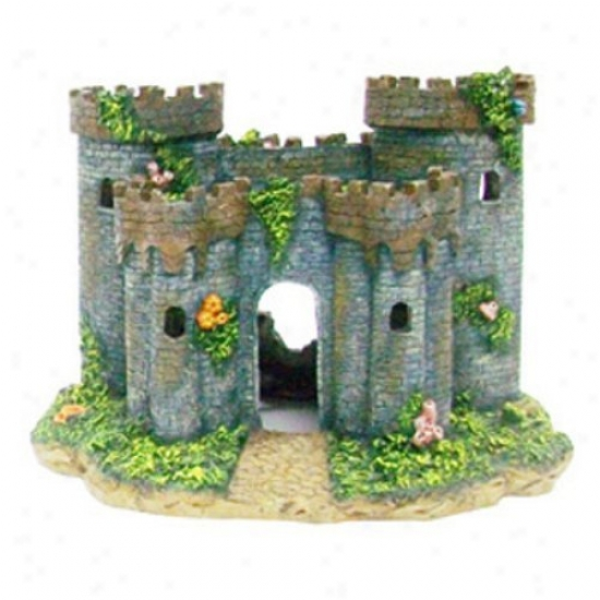 Penn Plax Medieval Castle Of France - Small