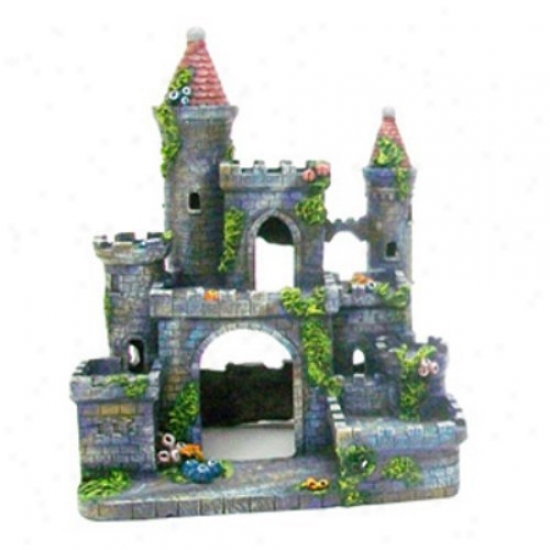 Penn Plax Medieval Castle Of Germanh - Small