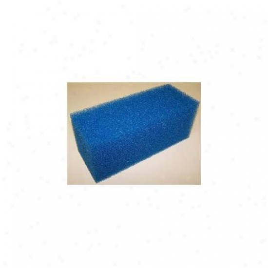 Pro Clear Aquatic Systems 750-69100 Proclear Aquatics Sponge Foam Block 6in For Slim Line 60 Wet Dry Filter