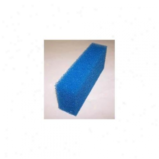 Pro Clear Aquatic Systems 750-79402 Proclear Aquatics Sponge Foam Block For Premier 125 Wet Dry Size: 9. 5 In X 4 In X 2.