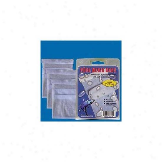 Pura - Magnavore - Apu00414 Media Bags 300 Micron 3 Packing