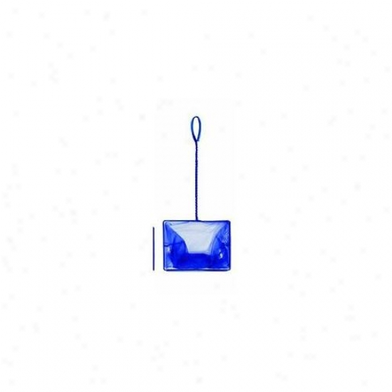 Rc Hagen 11278 Marina 10 Inch Blue Fine Nylon Net With 14 Inch Handle