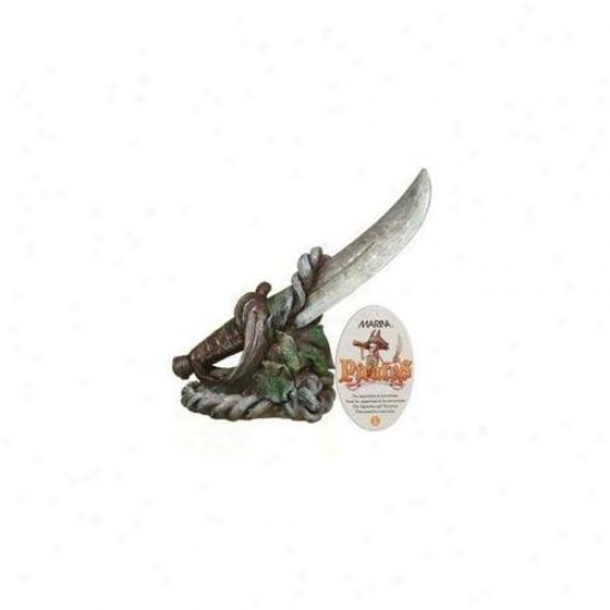 Rc Hagen 12181 Marina Ornament Dagger, Large