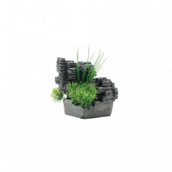 Rc Hagen 12198 Fluval Chi Large Mountain Ornament