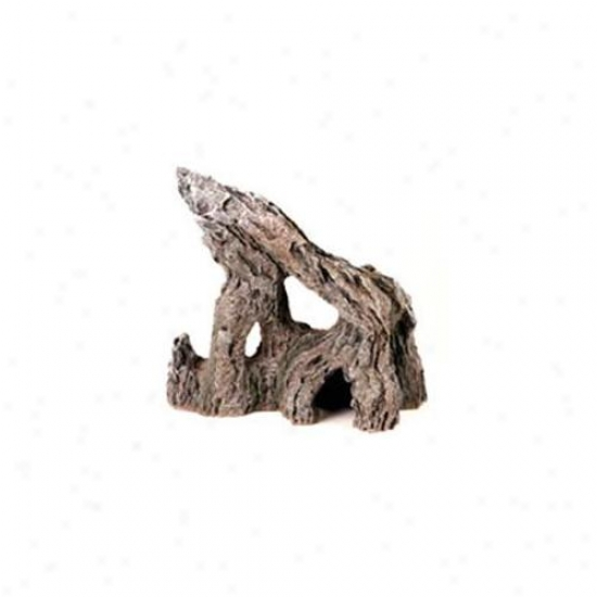 Rc Hagen 11165 Marina Naturals Rock Outcrop With Hole, Large