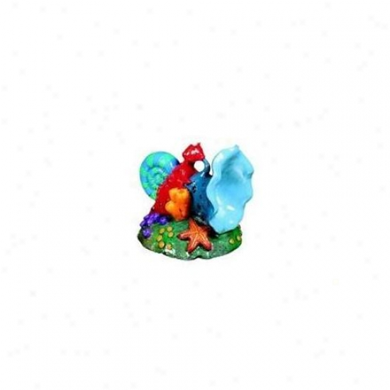 Rc Hagen 12307 Marina Polyresin Ornament, Tuba Snail