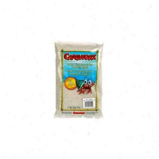 Rc Hagen 18042 Crabwprx Extra Fine Gravel 4. 4 Lb, White