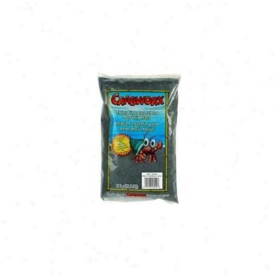 Rc Hagen 18044 Crabworx Exra Fine Gravel 4. 4 Lv, Black
