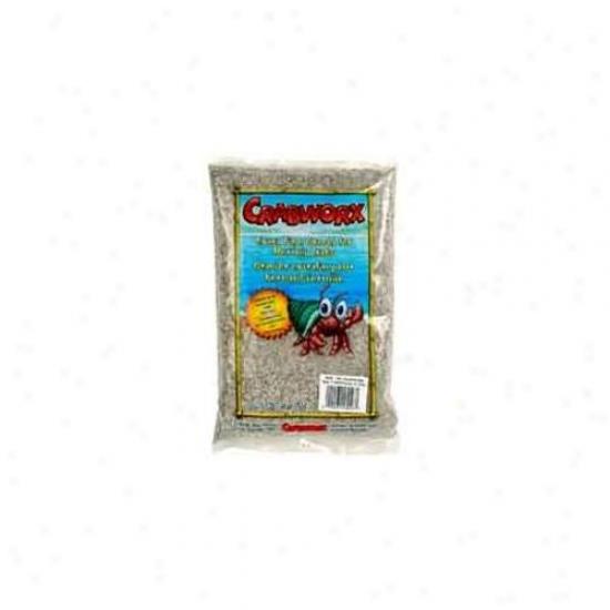 Rc Hagen 18046 Crabworx Extra Fine Gravel 4. 4 Lb, Rainbow