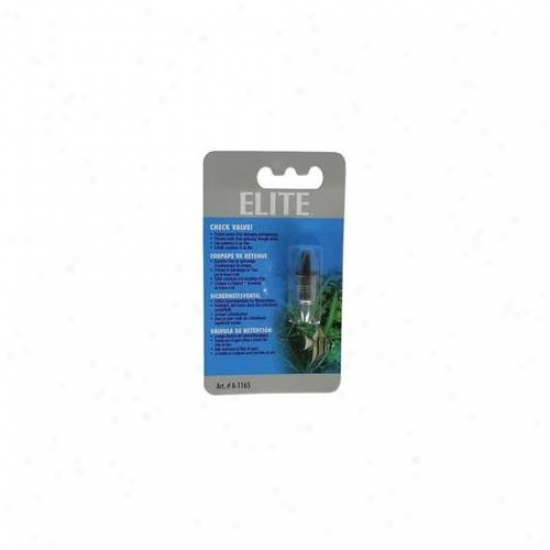 Rc Hzgen A1165 Elite Plastic Check Valve