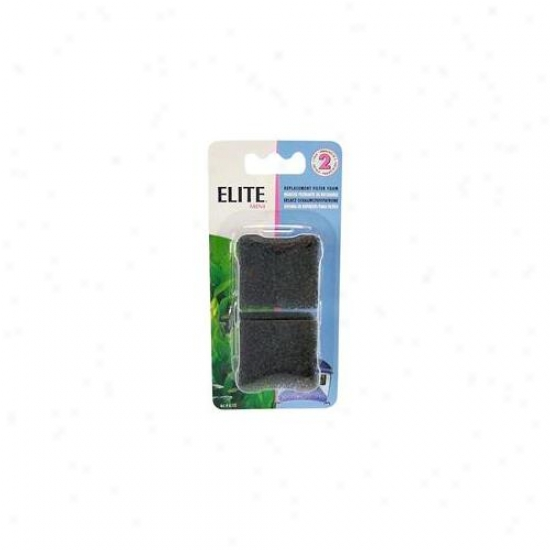 Rc Hagen A132 Elite Strain Cartridge For Mini Underwater Filter - 2-pack
