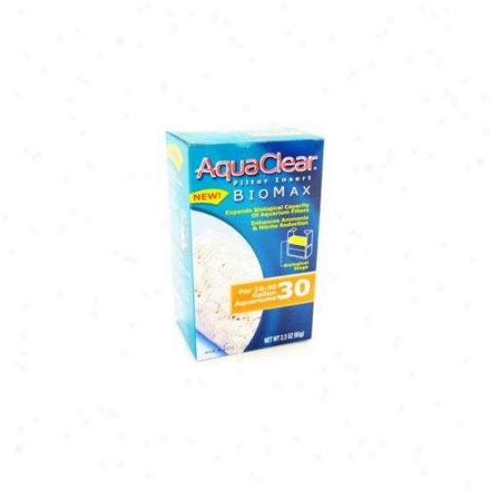 Rc Hagen A1371 Aquaclear 30 Biomax Filter Insert