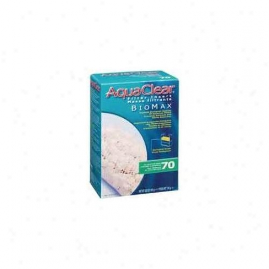 Rc Hwgen A1373 Aquaclear 70 Biomax Filter Insett
