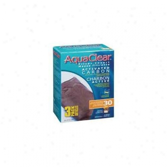 Rc Hagen A1382 Aquaclear 30 Activated Carbon - 3-pack