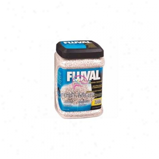 Rc Hagen A1486 Fluval Ammonia Remover 1600 Gram - 56 Oz Jar
