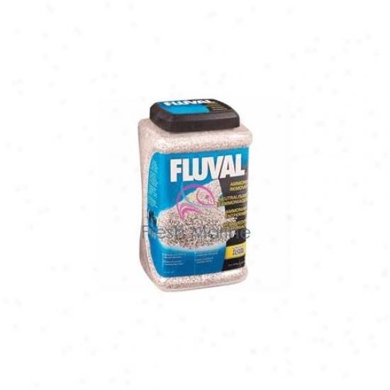 Rc Hagej A1487 Fluval Ammonia Remover 2800 Gram - 98 Oz Jar