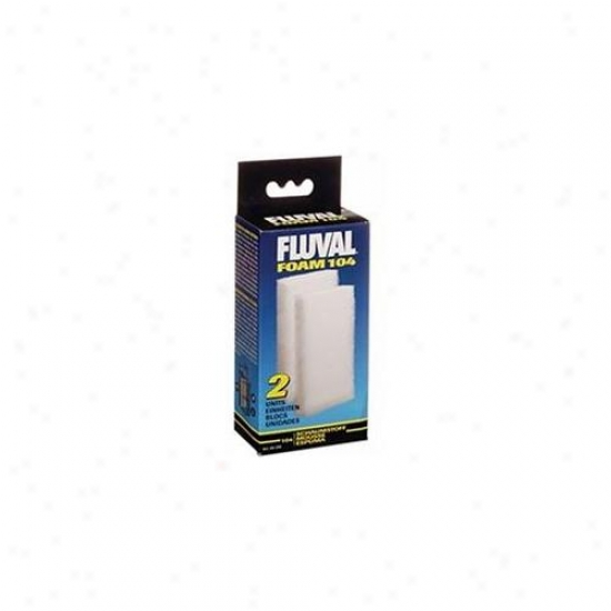 Rc Hagen A220 Flucal Filter Foam Block 104-105 - 2-pack