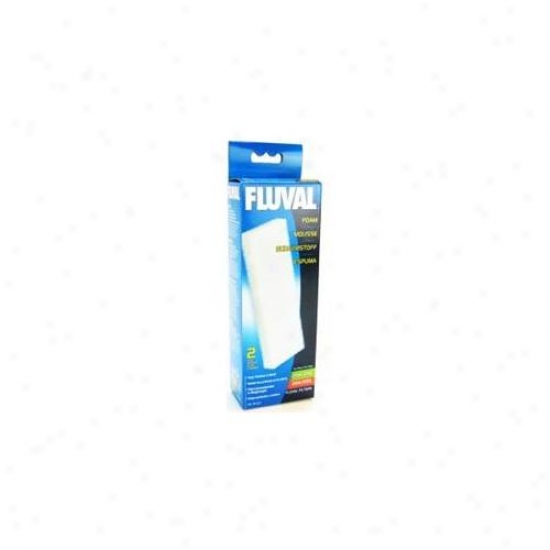 Rc Hagen A221 Fluval Filter Froth Block 204-205 & 304-305 - 2-pack