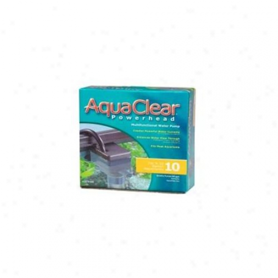 Rc Hagen A584 Aquaclear 10 Powerhead Model, 80 Gph, Ul Listed