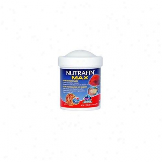Rc Hagen A6770 Nutrafin Max Color Flakes . 67 Oz
