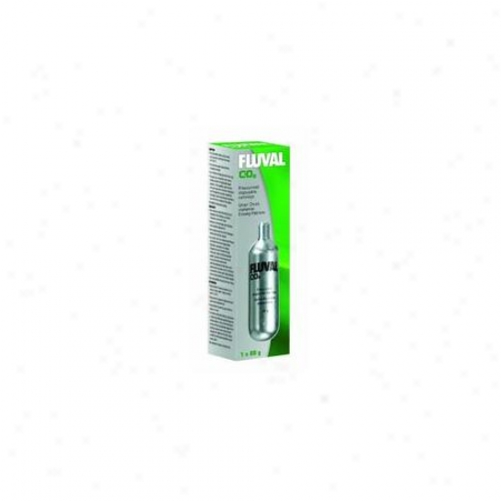 Rc Hagen A7546 Fluval Disposable 3. 1 Oz Co2 Cartridge