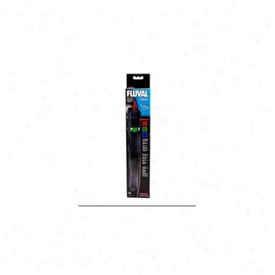 Rc Hagen A773 Fluval E 200 Watt Electronic Heater