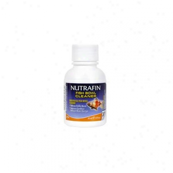 Rc Hagen A7956 Nutrafin Fish Bowl Biological Cleaner 2 Oz