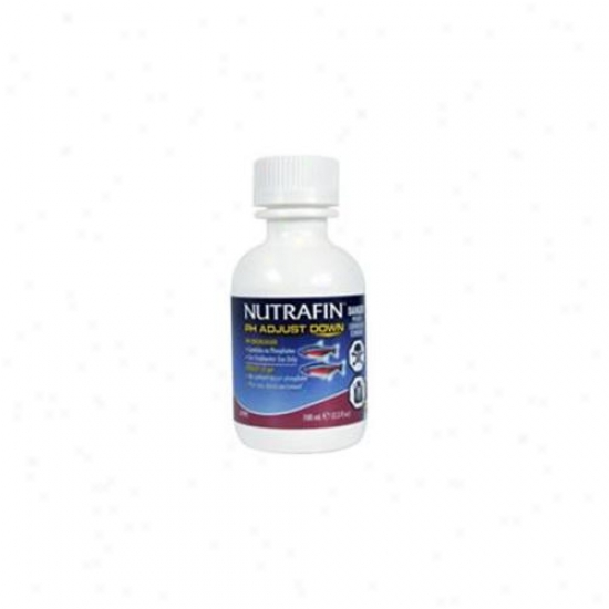 Rc Hagen A7982 Nutrafin Ph Adjuster Down 3. 4 Oz