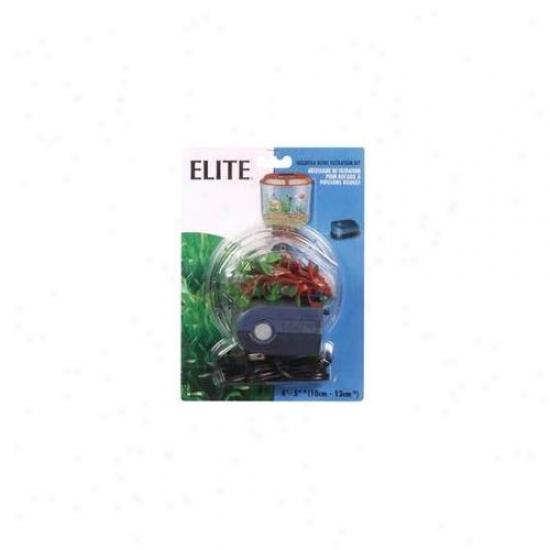 Rc Hagen A826 Elite Goldfish Bowl Accessory Kit, Small