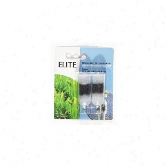 Rc Hagen A829 Elite Goldfish Bowl Filter Cartridges - 2-pack, Fits A826