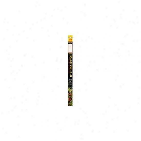Rc Hagen Pt2150 Exo Terra Repti-glo 2. 0 Fluorescent Lamp, 15w, 18 Inch