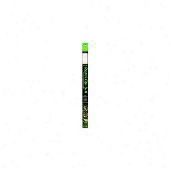 Rc Hagen Pt2160 Exo Terra Repti-glo 5. 0 Fluorescent Lamp, 15w, 18 Inch